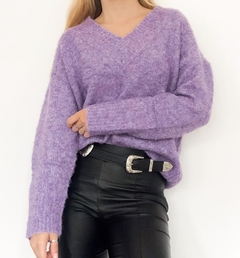 SWEATER LUNA LILA en internet
