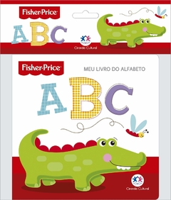 Meu Livro do Alfabeto - Fisher Price