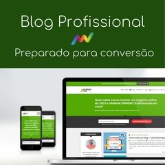 Blog para Marketing Digital / Afiliados