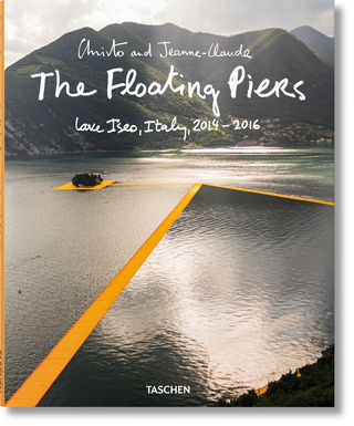 Christo and Jeanne-Claude. The Floating Piers. Ed. Taschen