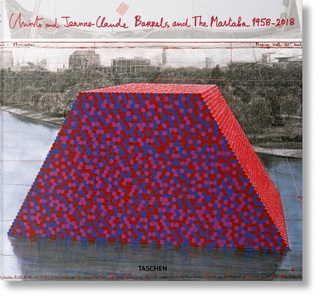 Christo and Jeanne-Claude. Barrels and The Mastaba. Ed Taschen