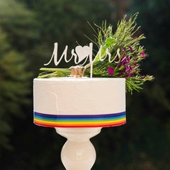 Cake Topper Nombres y Frases - Opalala Deco