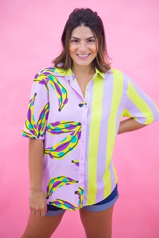 camisa-farm-estampada-duo-bananas-coloridas