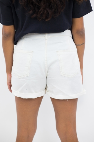 Shorts Baggy  Merid Off-White