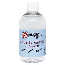 Composto Alcoólico Artesanal 270ml / Sugar Art