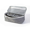 Estuche Box Estampa Gris