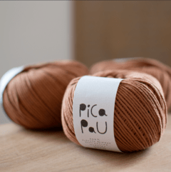 Pica Pau COTTON YARN- 100 grs | Worsted - tienda online