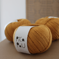 Pica Pau COTTON YARN- 100 grs | Worsted - comprar online