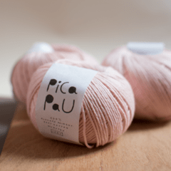Pica Pau COTTON YARN- 100 grs | Worsted - Budetex International