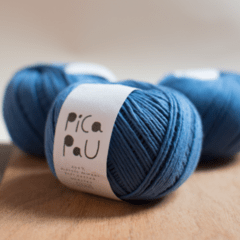 Pica Pau COTTON YARN- 100 grs | Worsted