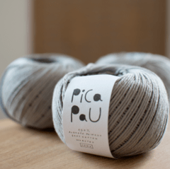 Pica Pau COTTON YARN- 100 grs | Worsted en internet
