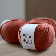 Imagen de Pica Pau COTTON YARN- 100 grs | Worsted