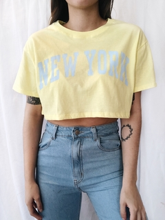 Remera New York