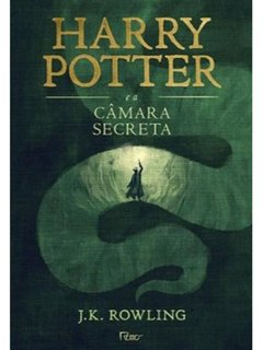 Harry Potter e a câmara secreta - J. K. Rowling