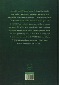 Harry Potter e as Relíquias Da Morte - J.K. Rowling - comprar online
