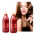 kit pos quimica life hair shampoo e condicionador 2,5ml