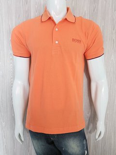 Polo Hugo Boss Laranja
