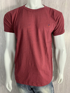 Camiseta Polo Play Vinho
