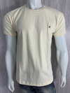 Camiseta Polo Play Creme
