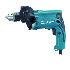 Taladro Makita HP1630 16mm 710W con percusión, velocidad variable e inversion de giro