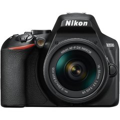 Nikon D3500 Dslr +  Kit 18-55mm + 70-300mm en internet