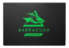 "Seagate BarraCuda 120 250GB SATA III 2.5"" Internal SSD - STOCK DISPONIBLE - MarketDigital"