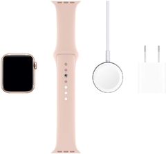 Apple Watch Series 5 con GPS, Watch, 40mm, 32 gb con banda deportiva en internet