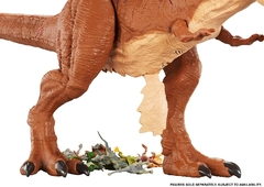Tiranosaurio Rex Jurassic World Super Colossal Dino Rivals 1 METRO - STOCK DISPONIBLE