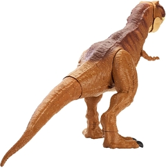 Tiranosaurio Rex Jurassic World Super Colossal Dino Rivals 1 METRO - STOCK DISPONIBLE - MarketDigital