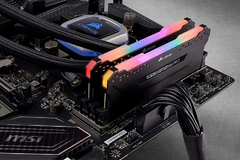 Memoria RAM - Corsair Vengeance RGB Pro 16GB (2x8GB) DDR4 3600 (PC4-28800) C18 en internet