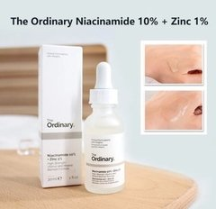 The Ordinary - Niacinamida 10% + zinc 1% 30ml na internet