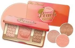 Too faceed - Paleta Sweet Peach Glow - the.luxo