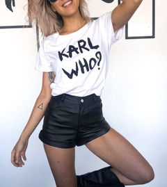Remera Karl who?