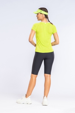 Blusa Sportif Impulse - Acid Green - The Fit Brand