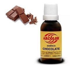 ESSENCIA ALIMENTICIA CHOCOLATE 30ML ARCOLOR
