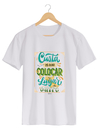 Camiseta Masculina By Bruno - Lettering 5 - Shop Cult - loja online