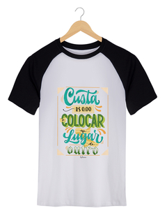 Camiseta Masculina By Bruno - Lettering 5 - Shop Cult