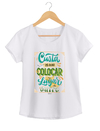 Camiseta Feminina By Bruno - Lettering 5 - Shop Cult