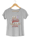 Camiseta Feminina By Bruno - Lettering 4  - Shop Cult
