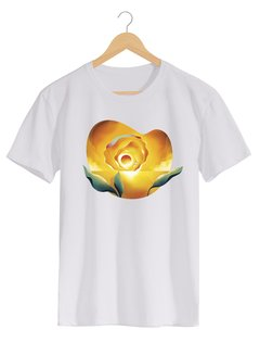 Camiseta Masculina Brum - Sunset Ocean - Flor do Sol - Shop Cult - Shop Cult