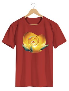 Camiseta Masculina Brum - Sunset Ocean - Flor do Sol - Shop Cult