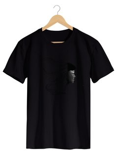 Imagem do Camiseta Masculina Brum - Line Face - Shop Cult