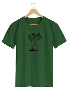 Camiseta Masculina Brum - Line Tree - Shop Cult