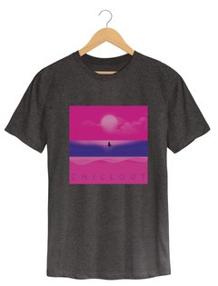 Imagem do Camiseta Masculina Brum - Floating Beach - Shop Cult