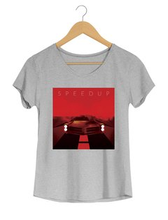 Camiseta Feminina Brum On The Road - Shop Cult