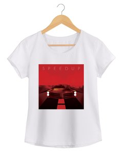Camiseta Feminina Brum On The Road - Shop Cult - comprar online