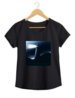Camiseta  Feminina Brum - Lighthouse - Shop Cult na internet