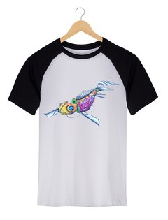 Camiseta Masculina Binho3m - Fish - Shop Cult