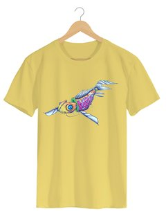 Camiseta Masculina Binho3m - Fish - Shop Cult na internet