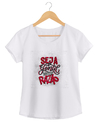 Camiseta Feminina By Bruno - Lettering 3  - Shop Cult na internet